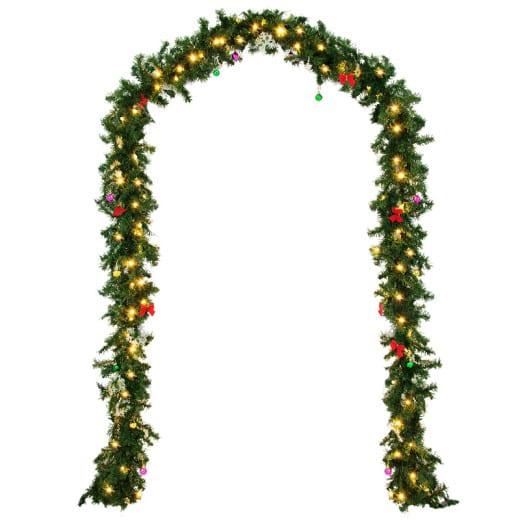 Guirlande lumineuse Noël 5m