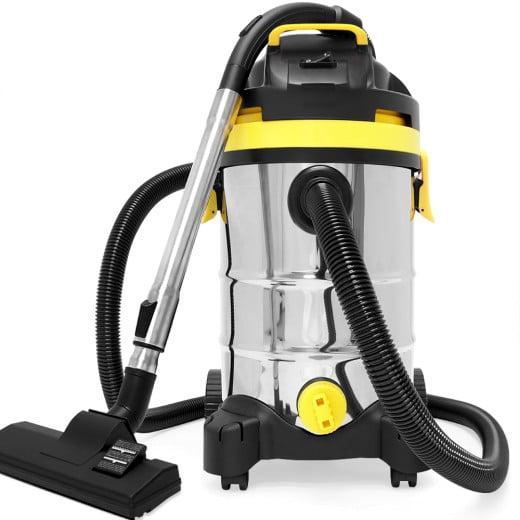 Aspirateur eau et poussière 30L 1400 W