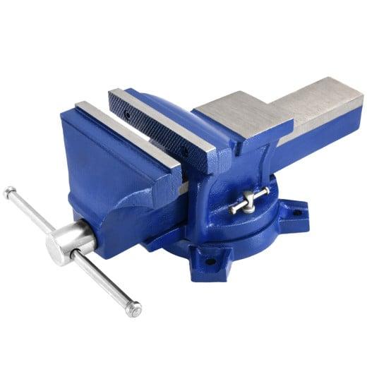 Drehbarer Parallel-Schraubstock 125mm