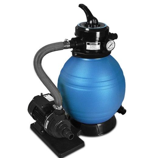 Pompe filtre àsable et particule 10.200l/h