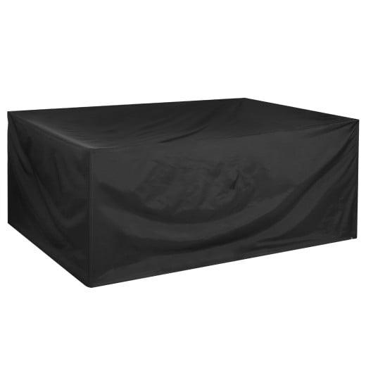 Housse de protection 242x162x100cm pour meuble de jardin