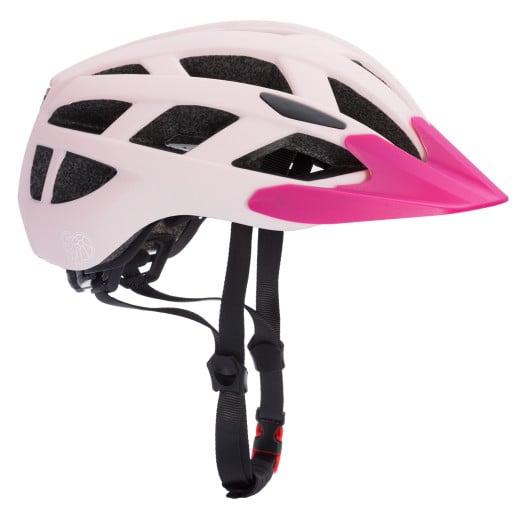 Casque réglable pour enfant - rose clair/pink - taille S