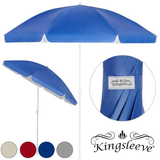 Sonnenschirm Crete 200cm Neigefunktion Bsp. Blau