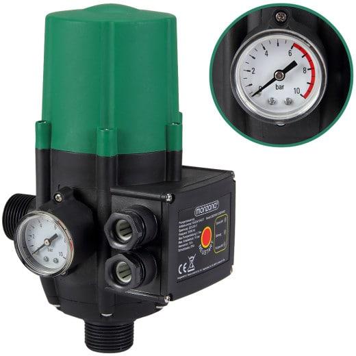 Pumpensteuerung ohne Kabel, 10 bar