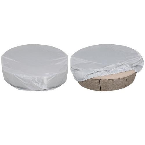 Bâche de protection - bain de soleil - Oxford 420D indéchirable- 236x67cm