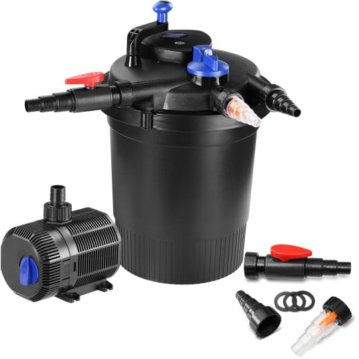 Pompe filtre à pression 10.000L/h