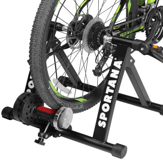 Home trainer vélo max. 150kg pliable