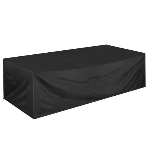 Housse de protection 308x138x89cm pour meuble de jardin
