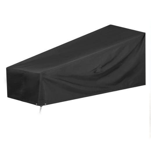 Bâche de protection pour meubles jardin 160/155x60x75/39cm