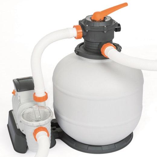 Pompe filtre à sable Flowclear™ 7.751 L/h avec adaptateur