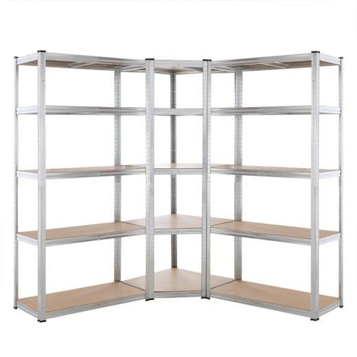 Heavy Duty Corner Shelf - Set of 3