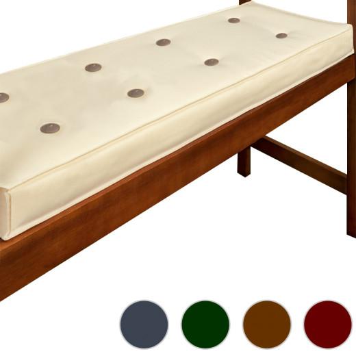 Coussin pour banc - Assise Banc- Meuble Mobilier de jardin 145x45cm