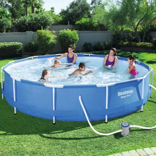 Bestway Steel Pro™ Frame Pool Ø366cm