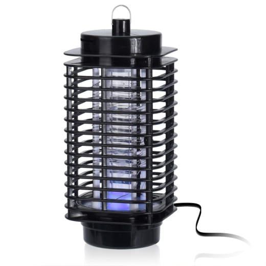 Elektronischer Insektenvernichter Schwarz für 25m²
