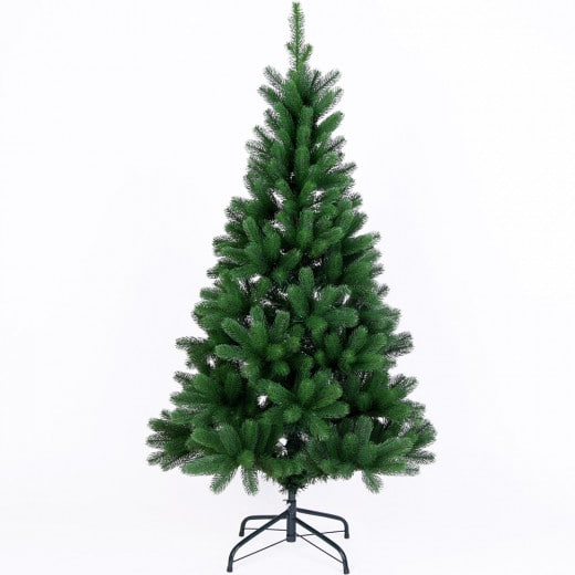 Weihnachtsbaum künstlich 140cm - Ständer + Spritzgussnadeln