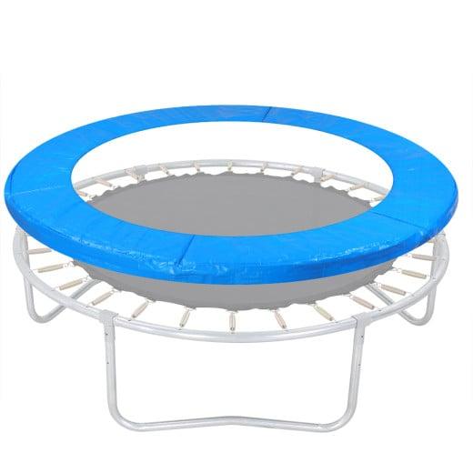 Coussin de protection des ressorts 183cm PVC bleu