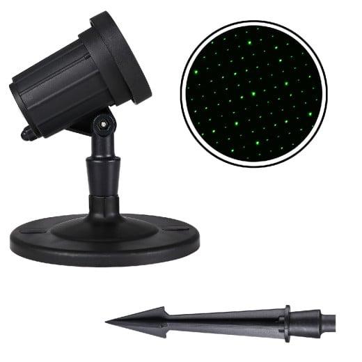 LED Laserlicht Projektor Fernbedienung In-/Outdoor