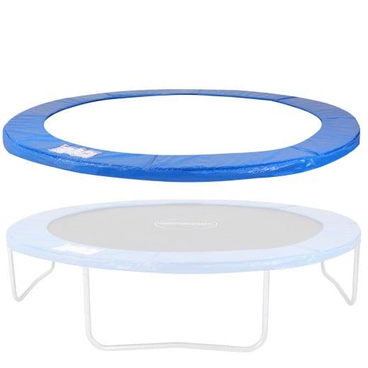 Coussin de protection des ressorts 244cm PVC bleu