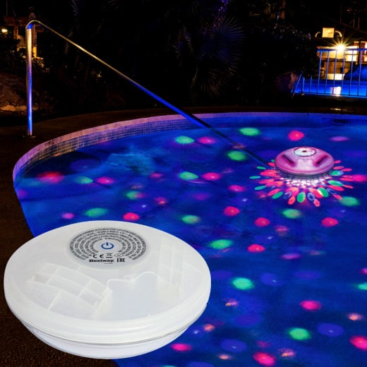 Bestway LED Poolbeleuchtung schwimmend