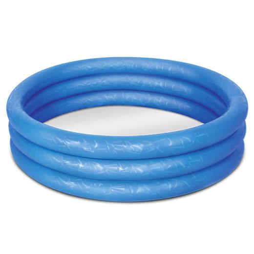 Piscine gonflable pour enfant Bleu Ø 183 cm
