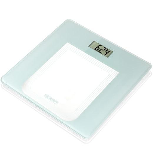 Pèse personne balance digitale blanc