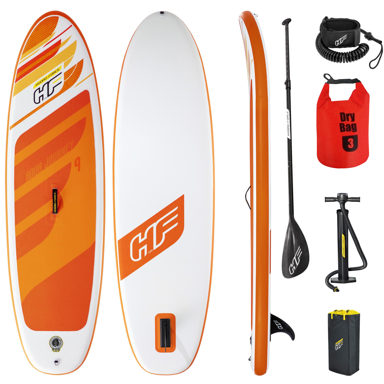 Set Planche Stand Up Paddle SUP 274x76x12cm avec sac
