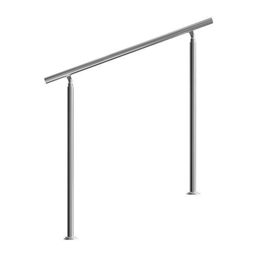Treppengeländer Edelstahl 120cm