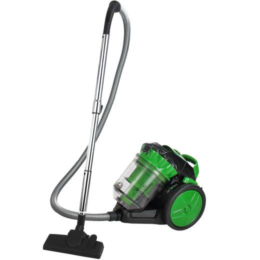 Aspirateur sans sac - multi cyclone vert max 900 W