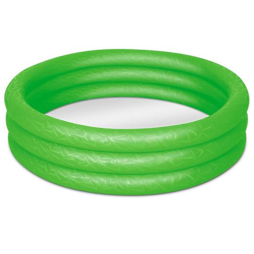 Piscine gonflable pour enfant - Vert - Pataugeoire - à~ 152 cm - Jardin/Terrasse