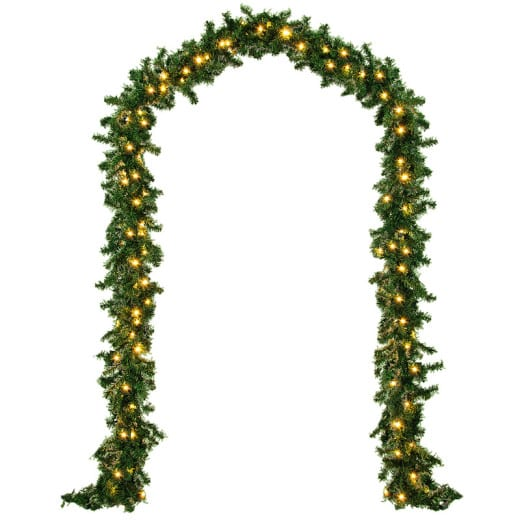 Guirlande lumineuse Imitation Sapin Noël 5m - 100 LED