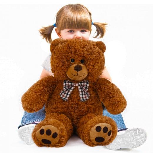 Teddybär Knuddel L - 50cm - braun
