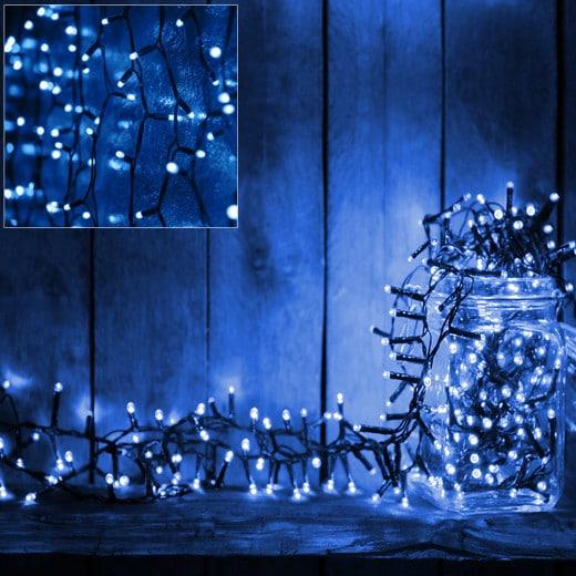 Guirlande lumineuses 100 LED décoration Noël