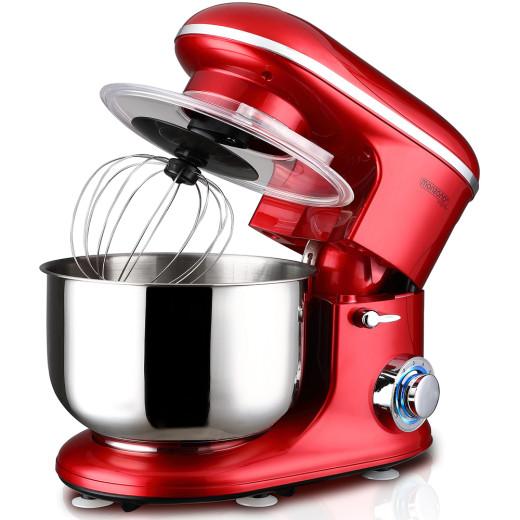 Robot pâtissier de cuisine 1200W 6L