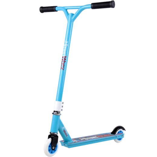 Trottinette Freestyle bleue